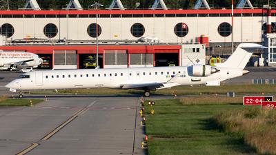 EI-GEB - Bombardier CRJ-900 - Air Nostrum