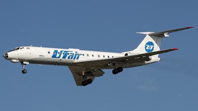 RA-65780 - Tupolev Tu-134A-3 - UTair Express