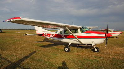 PH-JBY - Cessna U206F Stationair - Private