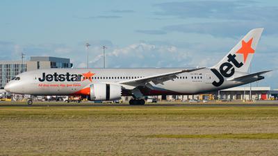 VH-VKH - Boeing 787-8 Dreamliner - Jetstar Airways