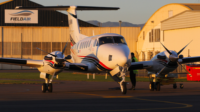 ZK-WPN - Beechcraft B200 Super King Air - Skyline Aviation