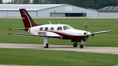 N915C - Piper PA-46R-350T Matrix - Private