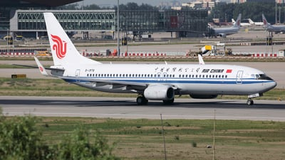 B-1978 - Boeing 737-89L - Air China