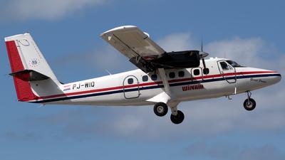 A picture of PJWIQ - De Havilland Canada DHC6300 Twin Otter - Winair - © William Vignes