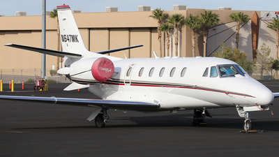 N647MK - Cessna 560XL Citation Excel - Private