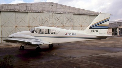 VH-ERT - Piper PA-23-250 Aztec E - Civil Flying Services Australia
