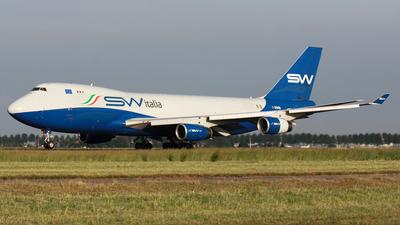 I-SWIB - Boeing 747-4R7F(SCD) - SW Italia
