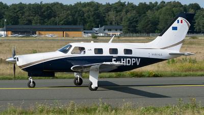 F-HDPV - Piper PA-46-350P Malibu Mirage - Private