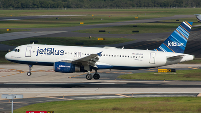 N594JB - Airbus A320-232 - jetBlue Airways