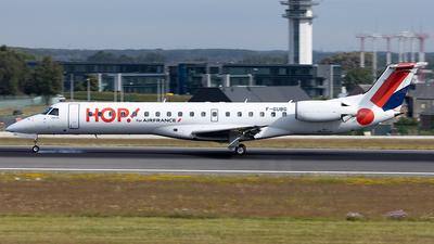 F-GUBG - Embraer ERJ-145MP - HOP! for Air France