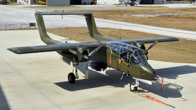 N614V - North American OV-10A Bronco - Private