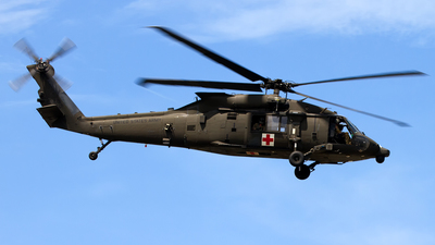 11-20353 - Sikorsky UH-60M Blackhawk - United States - US Army