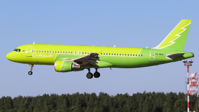 A picture of VQBPN - Airbus A320214 - S7 Airlines - © Vitaly Revyakin