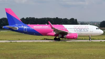 HA-LYR - Airbus A320-232 - Wizz Air