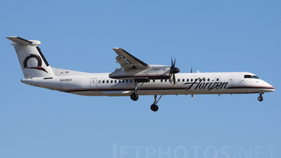 N408QX - Bombardier Dash 8-Q401 - Horizon Air
