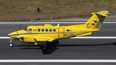 A picture of TGCOC - Beech 200 Super King Air - [BB1707] - © Hansen Gt