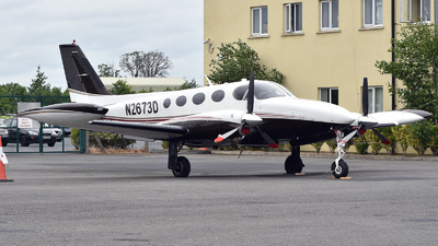 N2673D - Cessna 340A - Private