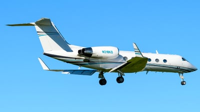 N218KD - Gulfstream G-IV - Private