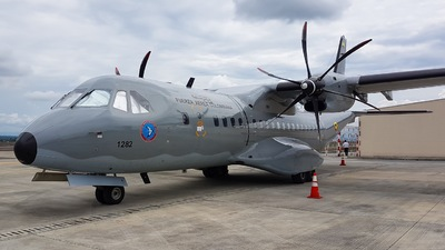 FAC1282 - CASA C-295M - Colombia - Air Force
