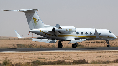 HZ-SK7 - Gulfstream G450 - Sky Prime