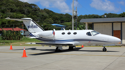 N510BD - Cessna 510 Citation Mustang - Private