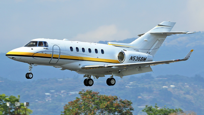 N536BW - Hawker Beechcraft 900XP - Private