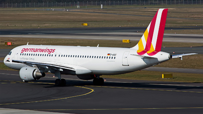 D-AIQC - Airbus A320-211 - Germanwings