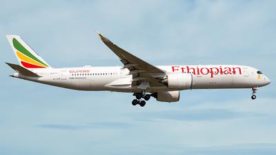 A picture of ETATR - Airbus A350941 - Ethiopian Airlines - © Laszlo Fekete