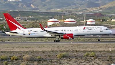 VQ-BTM - Boeing 757-256 - Royal Flight