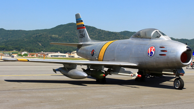 24-094 - North American F-86F Sabre - South Korea - Air Force