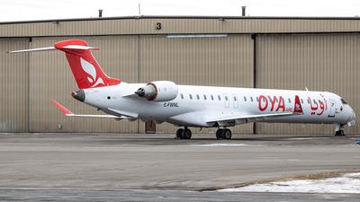 C-FWNL - Bombardier CRJ-900 - OYA Airlines