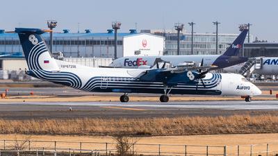 A picture of RA67256 - De Havilland Canada Dash 8400 - Aurora - © Kevin Sung