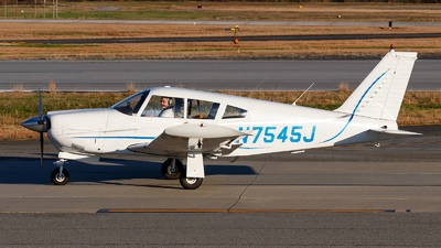 N7545J - Piper PA-28R-180 Cherokee Arrow - Private