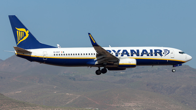 EI-EKT - Boeing 737-8AS - Ryanair