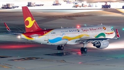 B-9983 - Airbus A320-214 - Tianjin Airlines