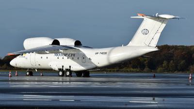 UR-74026 - Antonov An-74TK-200VIP - Motor Sich Airline