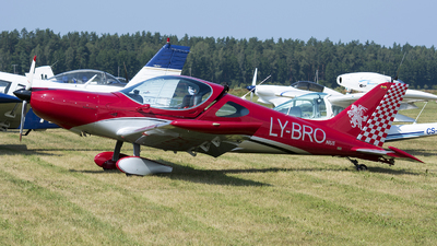LY-BRO - BRM Aero Bristell NG-5 Speed Wing - Private