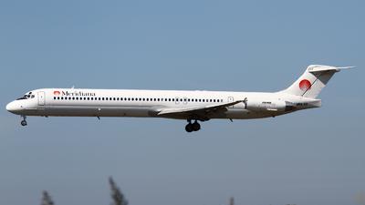 I-SMEN - McDonnell Douglas MD-83 - Meridiana