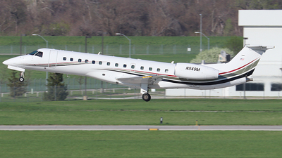 N549M - Embraer ERJ-135ER - Private