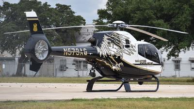 N573AG - Eurocopter EC 120B Colibri - United States - San Antonio Police