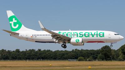 EC-JNF - Boeing 737-85P - Transavia France
