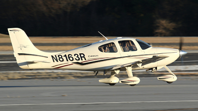 A picture of N8163R - Cirrus SR22 - [0744] - © Kevin Porter