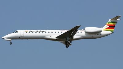 Z-WPQ - Embraer ERJ-145LR - Air Zimbabwe