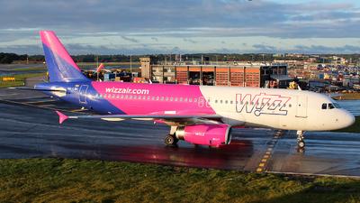 HA-LWH - Airbus A320-232 - Wizz Air