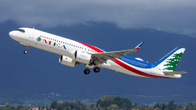T7-ME9 - Airbus A321-271NX - Middle East Airlines (MEA)