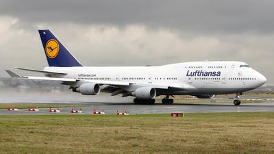 D-ABVL - Boeing 747-430 - Lufthansa