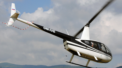 OM-IVE - Robinson R44 Clipper II - UTair Europe