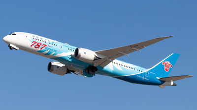 B-1168 - Boeing 787-9 Dreamliner - China Southern Airlines