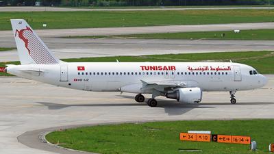 HB-IJZ - Airbus A320-211 - Tunisair (JetClub)