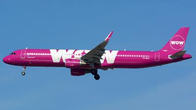 TF-GPA - Airbus A321-211 - WOW Air